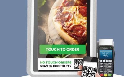 Make it Easy for Your Customers to Place Orders with a Curbside Self-Ordering Kiosk