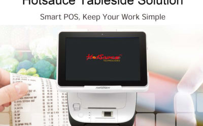HotSauce Tableside Solution